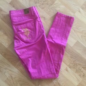 PINK POLO jeans